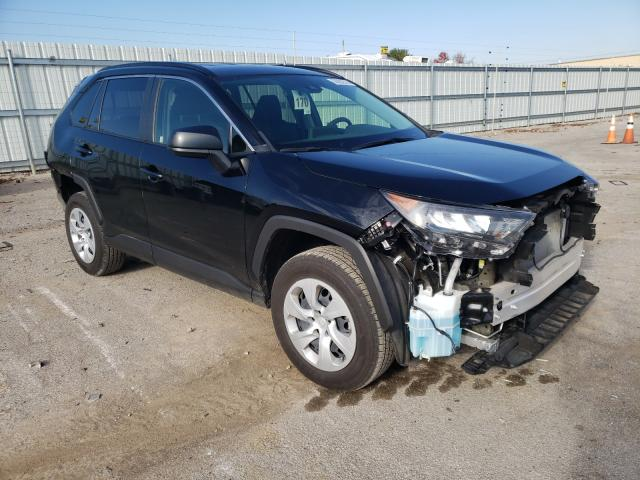 Salvage cars for sale from Copart Lexington, KY: 2019 Toyota Rav4 LE
