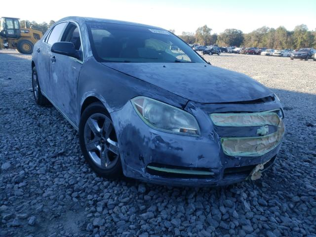 Salvage cars for sale from Copart Byron, GA: 2010 Chevrolet Malibu 1LT