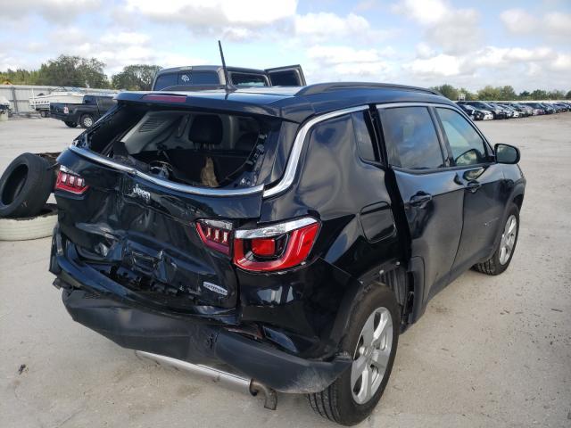 цена в сша 2018 Jeep Compass La 2.4L 3C4NJCBB4JT368656