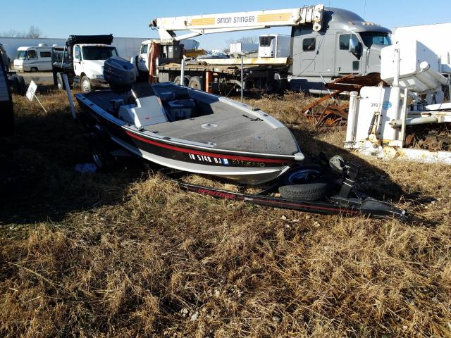 Lund Boat salvage cars for sale: 1997 Lund Boat