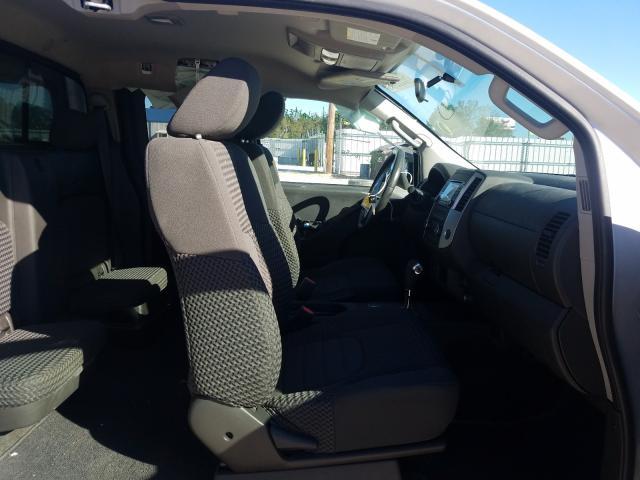 пригнать из сша 2017 Nissan Frontier S 2.5L 1N6BD0CT5HN724765