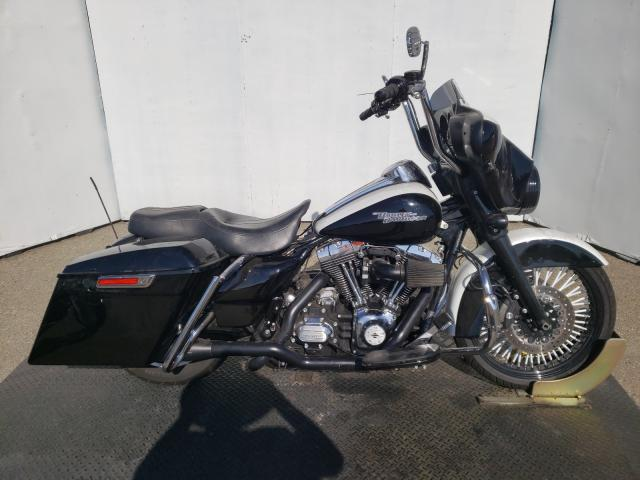 Salvage cars for sale from Copart Rancho Cucamonga, CA: 2012 Harley-Davidson Flhx Street