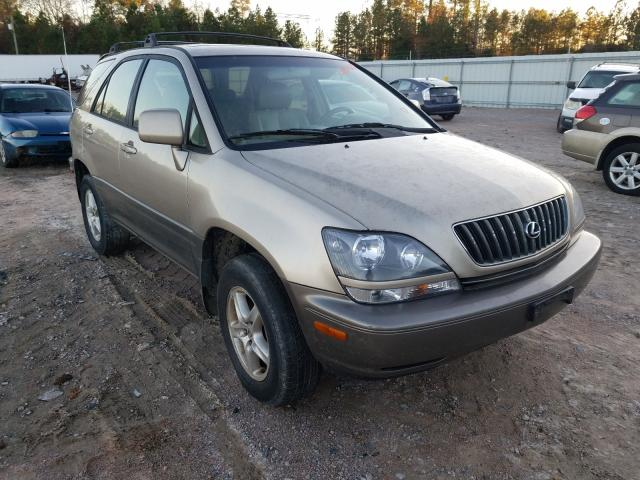 1999 Lexus RX 300 for sale in Charles City, VA