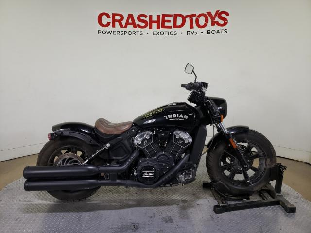 Indian Motorcycle Co. salvage cars for sale: 2019 Indian Motorcycle Co. Scout Bobb