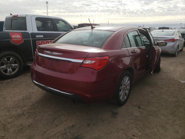 цена в сша 2013 Chrysler 200 Tourin 2.4L 1C3CCBBB3DN732876