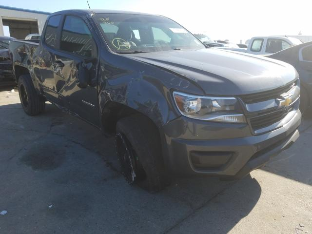Salvage cars for sale from Copart New Orleans, LA: 2017 Chevrolet Colorado