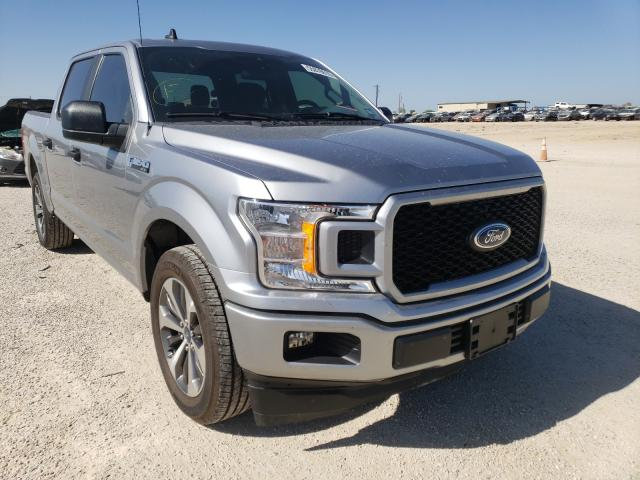 Salvage cars for sale from Copart San Antonio, TX: 2020 Ford F150 Super