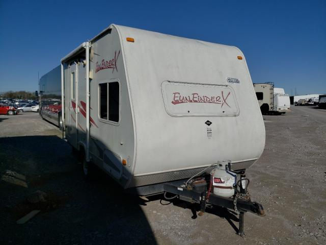 Cruiser Rv salvage cars for sale: 2008 Cruiser Rv Funfinder