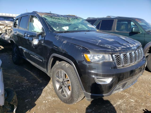 Salvage cars for sale from Copart Louisville, KY: 2020 Jeep Grand Cherokee