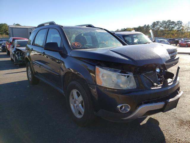 Salvage cars for sale from Copart Lufkin, TX: 2007 Pontiac Torrent