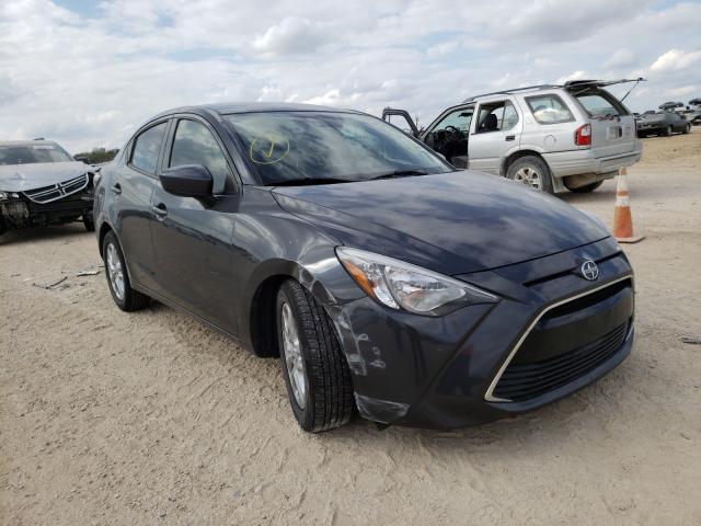 Salvage cars for sale from Copart San Antonio, TX: 2016 Scion IA