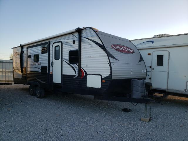 Aspen Trailer salvage cars for sale: 2014 Aspen Trailer