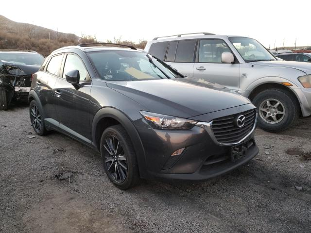 Salvage cars for sale from Copart Reno, NV: 2017 Mazda CX-3 Sport