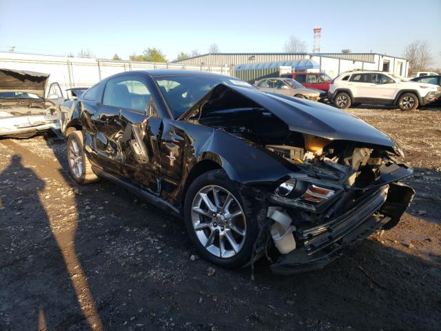 Salvage cars for sale at Finksburg, MD auction: 2011 Ford Mustang