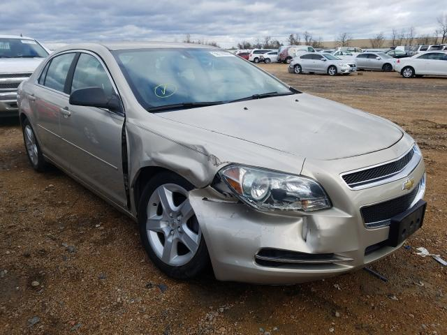 Salvage cars for sale from Copart Bridgeton, MO: 2009 Chevrolet Malibu LS