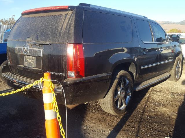 2010 Cadillac ESCALADE | Vin: 1GYUKHEF2AR277859