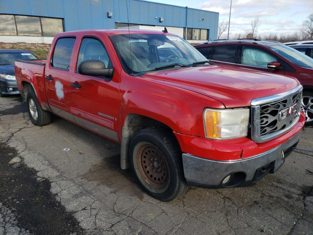Salvage cars for sale from Copart Woodhaven, MI: 2007 GMC New Sierra
