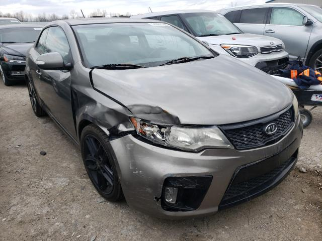 KIA salvage cars for sale: 2010 KIA Forte SX