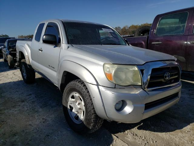 Salvage cars for sale from Copart Loganville, GA: 2007 Toyota Tacoma ACC