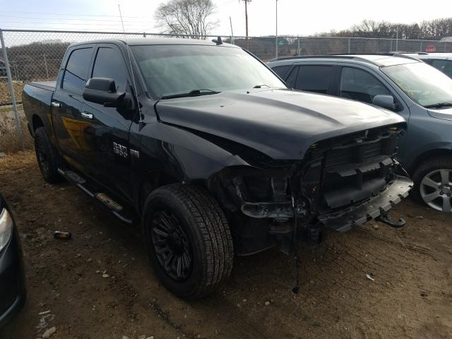 Salvage cars for sale from Copart Madison, WI: 2016 Dodge RAM 1500 SLT