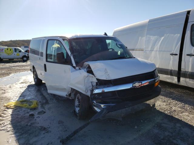 Salvage cars for sale from Copart Lebanon, TN: 2020 Chevrolet Express G3