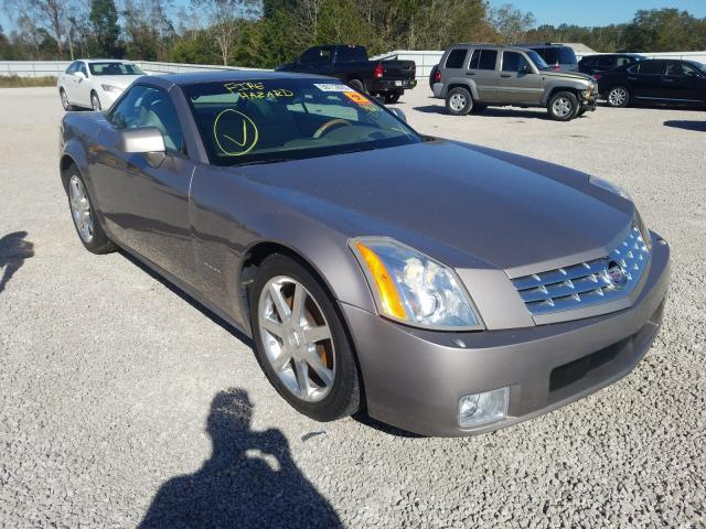 Cadillac XLR salvage cars for sale: 2004 Cadillac XLR