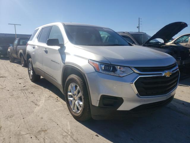 Salvage cars for sale from Copart Lebanon, TN: 2019 Chevrolet Traverse L
