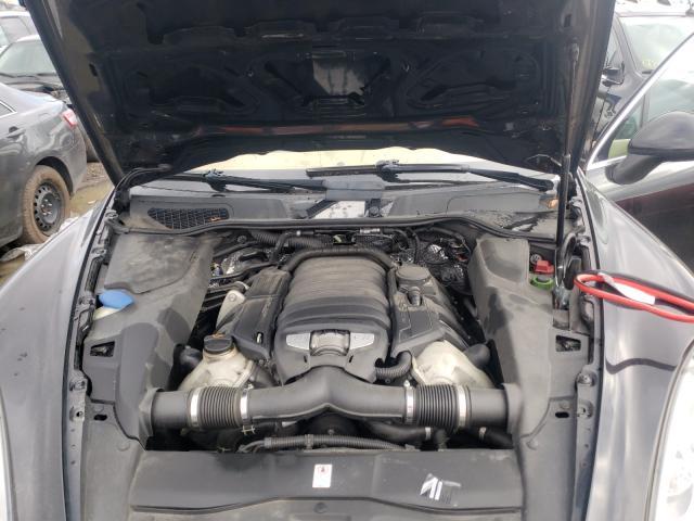 2013 Porsche CAYENNE   Vin: WP1AB2A23DLA86160
