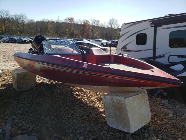 Salvage 1995 Nitrous BOAT for sale