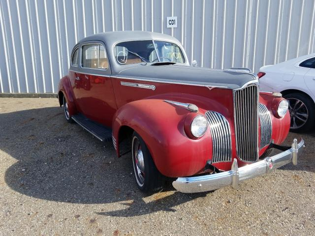 Salvage cars for sale from Copart Lansing, MI: 1941 Packard Other