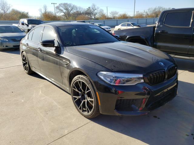 Vehiculos salvage en venta de Copart Wilmer, TX: 2019 BMW M5
