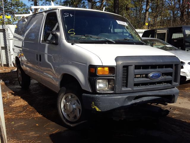Salvage cars for sale from Copart Austell, GA: 2013 Ford Econoline