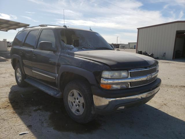 Salvage cars for sale from Copart Temple, TX: 2005 Chevrolet Tahoe C150