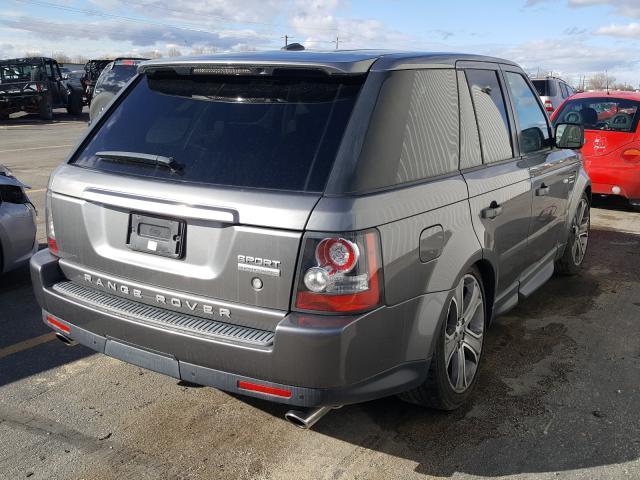 цена в сша 2011 Land Rover Range Rove 5.0L SALSH2E42BA274279