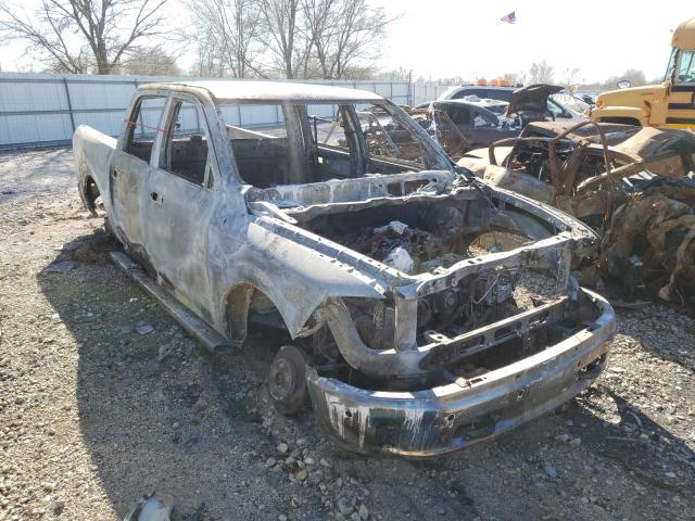 Salvage cars for sale from Copart Wichita, KS: 2015 Dodge 1500 Laram