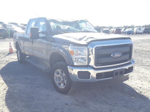 Salvage cars for sale from Copart Madisonville, TN: 2016 Ford F250 Super