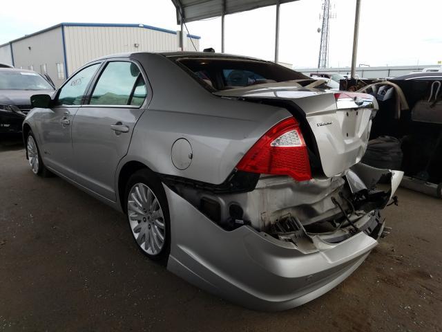 купить 2010 Ford Fusion Hyb 2.5L 3FADP0L30AR194359