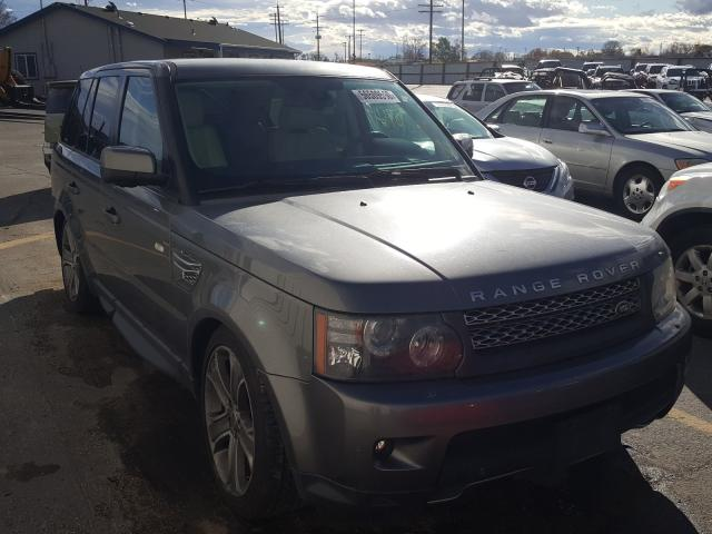 Salvage cars for sale from Copart Nampa, ID: 2011 Land Rover Range Rover