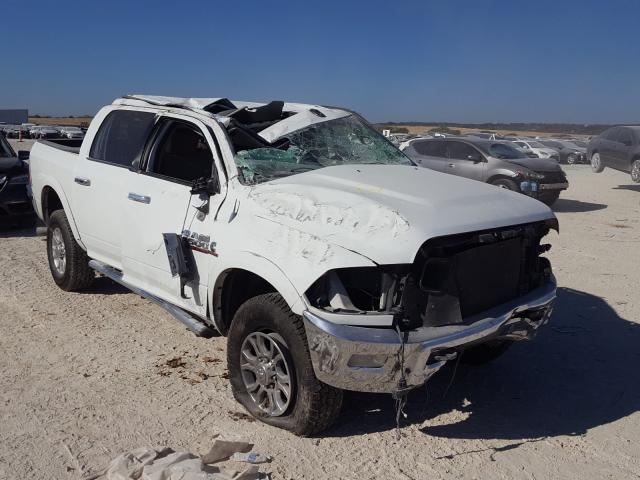 Salvage cars for sale from Copart New Braunfels, TX: 2013 Dodge 3500 Laram
