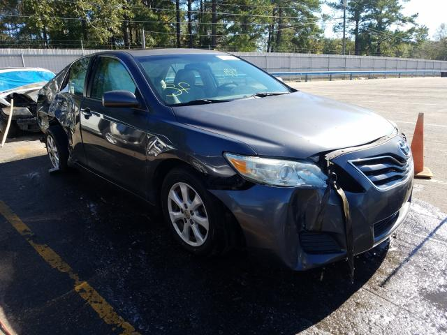 Salvage cars for sale from Copart Eight Mile, AL: 2010 Toyota Camry Base