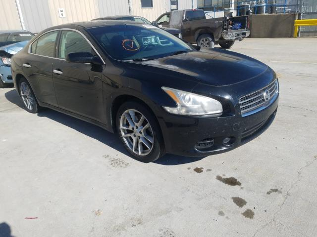 Nissan Maxima salvage cars for sale: 2010 Nissan Maxima