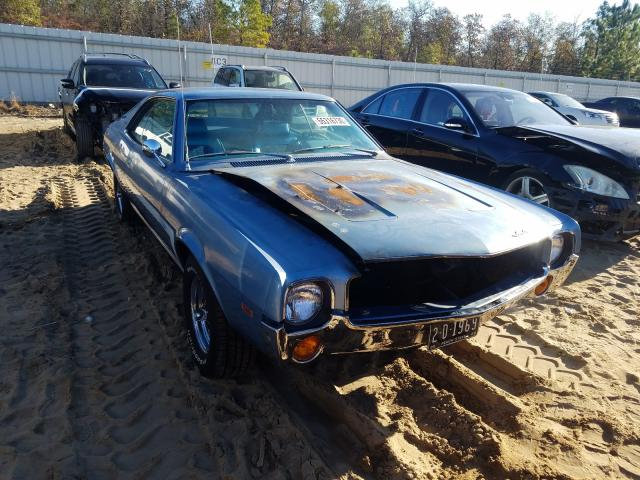 American Motors salvage cars for sale: 1969 American Motors Javelin