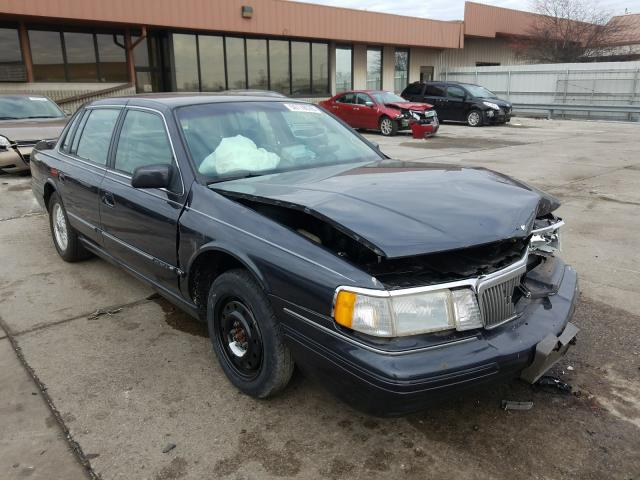 Lincoln salvage cars for sale: 1994 Lincoln Continental