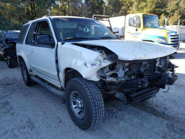 Salvage cars for sale from Copart Midway, FL: 1998 Ford Explorer