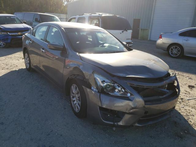 Salvage cars for sale from Copart Hampton, VA: 2015 Nissan Altima 2.5