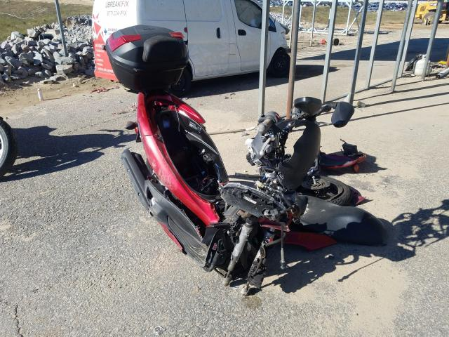 Salvage cars for sale from Copart Gaston, SC: 2013 Honda PCX 150