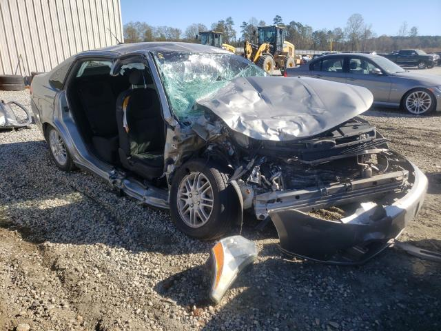 Salvage cars for sale at Spartanburg, SC auction: 2008 Ford Focus SE