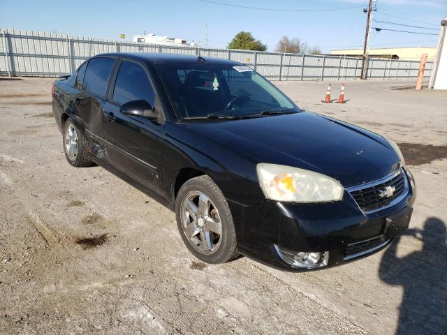Salvage cars for sale from Copart Lexington, KY: 2007 Chevrolet Malibu LTZ