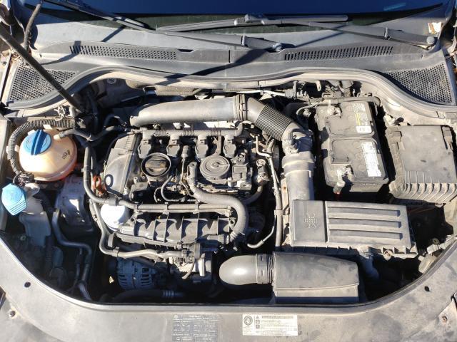 2010 Volkswagen CC | Vin: WVWMP7ANXAE535714