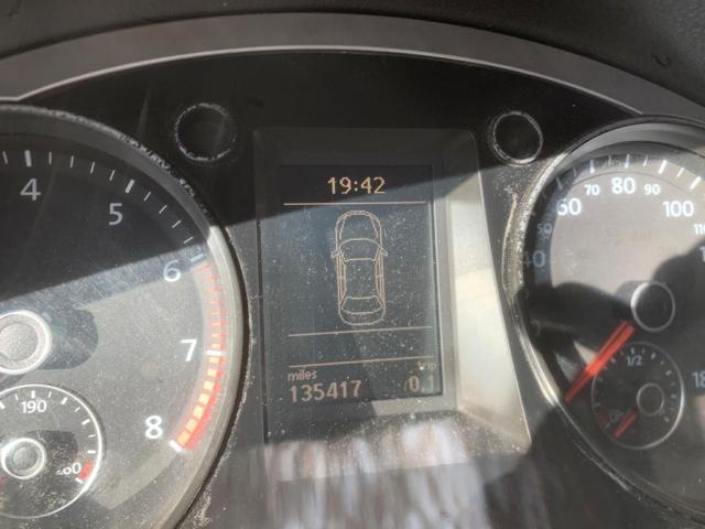 2012 Volkswagen CC | Vin: WVWMP7AN6CE516077
